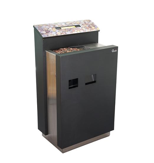 Einzahler für Münzen, CoinDepo