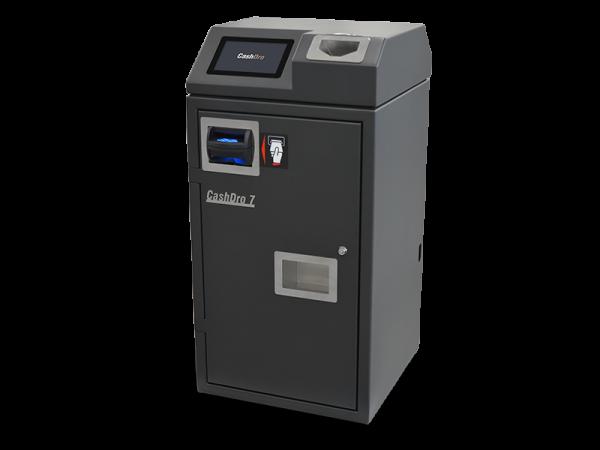Bezhalsystem, CashDro7